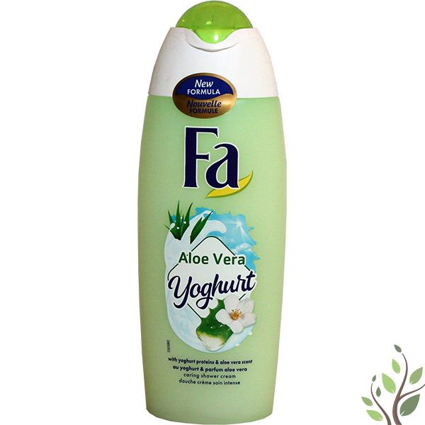 Fa tusfürdő 250ml yoghurt and aloe vera női