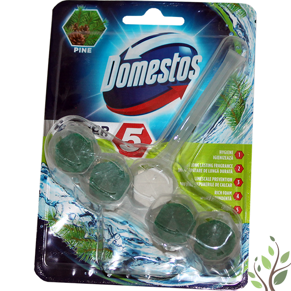 Domestos power5 pine wc rúd  55g
