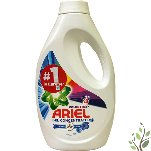 Ariel mosógél 1,1l touch of lenor