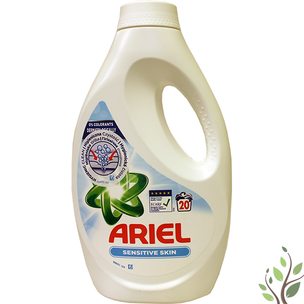 Ariel mosógél 1,1l sensitive