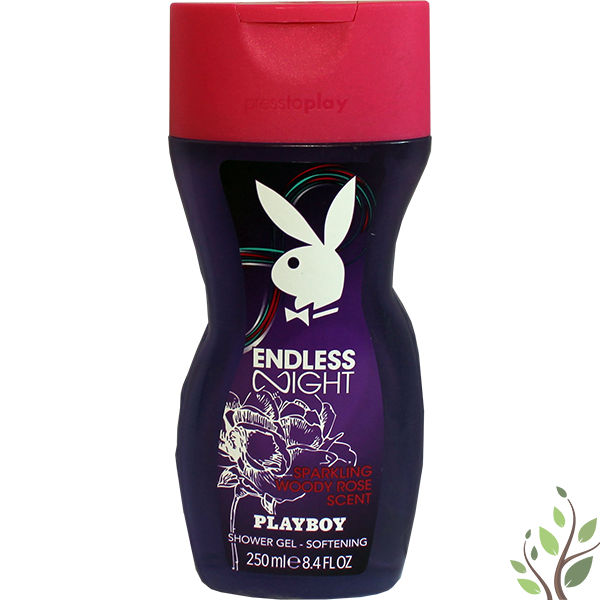Playboy tusfürdő 250ml Endless night woman