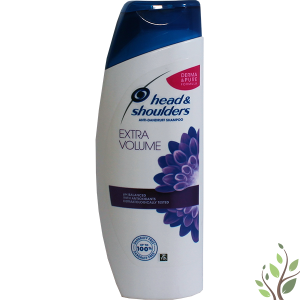 Head and Shoulders sampon 200ml extra volume