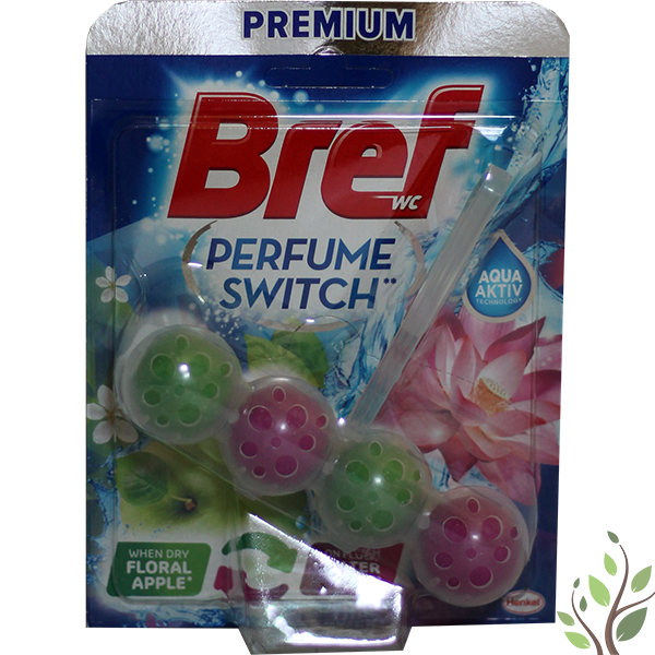 Bref perfume switch (4) apple lily