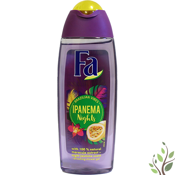 Fa tusfürdő 250ml ipanema woman