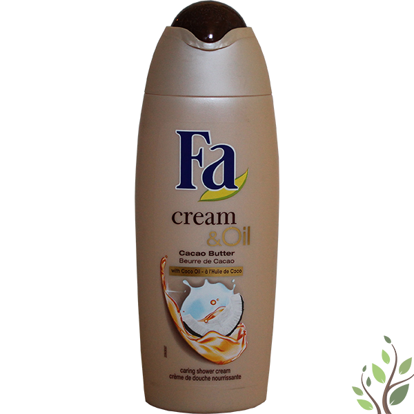 Fa tusfürdő 250ml cream oilandcacao woman
