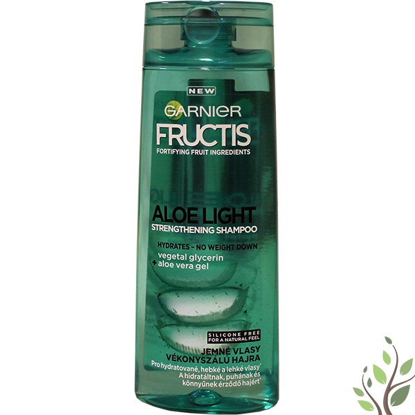 Fructis sampon 250ml aloe light