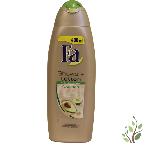 Fa tusfürdő 400ml avocado women